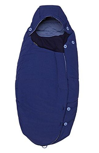 Maxi-Cosi Universal-Fußsack passend für alle Kinderwagen und Buggys, river blue