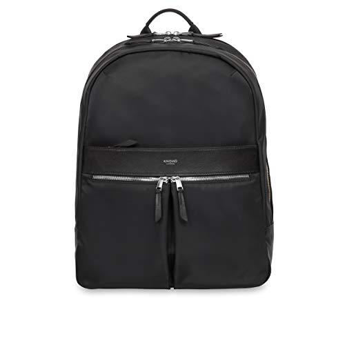 Knomo Black Beaufort Backpack 15.6'