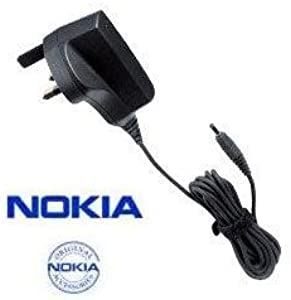 Genuine Nokia 6111 Pin Mains Charger AC-4X...