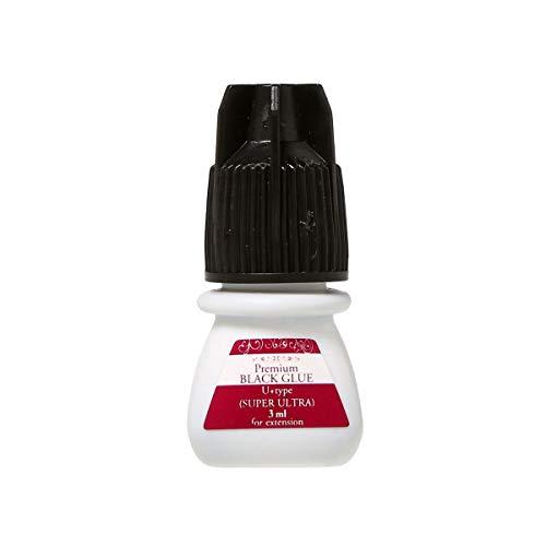 Cola Alongamento Cilios Black Glue Premium Super Ultra 3ml