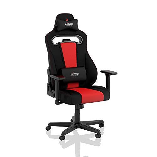 Nitro Concepts E250 Silla de Gaming - Silla de Oficina - 125