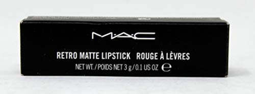 MAC Retro Matte Lippenstift, Relentlessly Red, 3 g