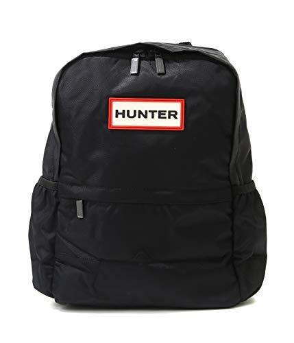 HUNTER/ハンター:[レディース]ORIGINAL NYLON BACKPACK:ハンター オリジナル ナイロン バッグ バックパック レディース:フリーサイズ(ワンサイズ) ブラック