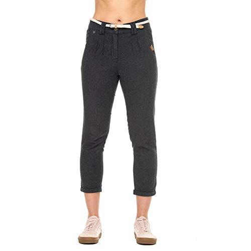 Ragwear Damen Hose WOLFKY, Größe:30, Farben:Black