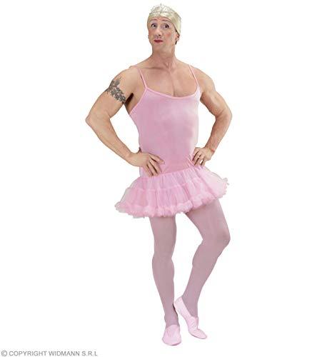 WIDMANN wdm7644b?Disfraz para adultos prima ballerina, Rosa, M