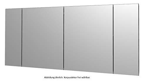 PELIPAL Solitaire 9025 Spiegelschrank/SPS 08 / Comfort E/B: 160 cm