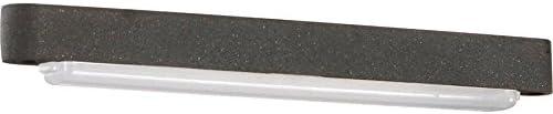 Portfolio 2-Watt Specialty textured Max 64% OFF bronze Low Step LED Voltage shopping