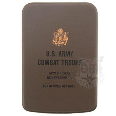 ARMY ミリタリー タバコケース GE-1053a