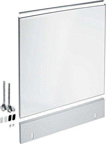 Miele GDU60/65 -1 Geschirrspülerzubehör / Dekorset für unterbaufähige Geschirrspüler / Brillantweiß