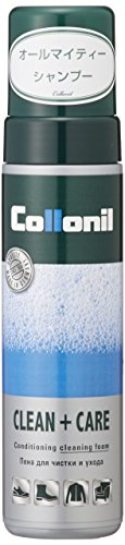 Collonil Clean And Care, Unisex-Erwachsene Schuhe Pflege Zubehör, Transparent (transparent/neutral), 200.00 ml