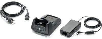 Zebra Technologies CRD5500-100UES 1-Slot USB Cradle Kit for Model MC55 and MC65, Includes Power Supply and US AC Line Cord, Requires USB (Certified Refurbished)