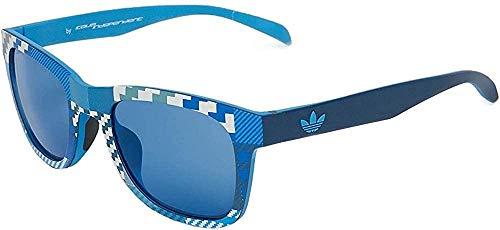 adidas Sonnenbrille AOR004 BI4739 Occhiali da Sole, Multicolore (Mehrfarbig), 52.0 Unisex-Adulto