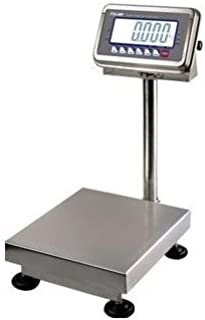 LW Measurements Bws 500, Bws T-Scale 500 lb. x 0.1 lb. NTEP Weighing Platform Scale