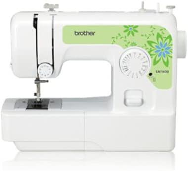 Brother Sewing 14 service Machine Stitch White mart
