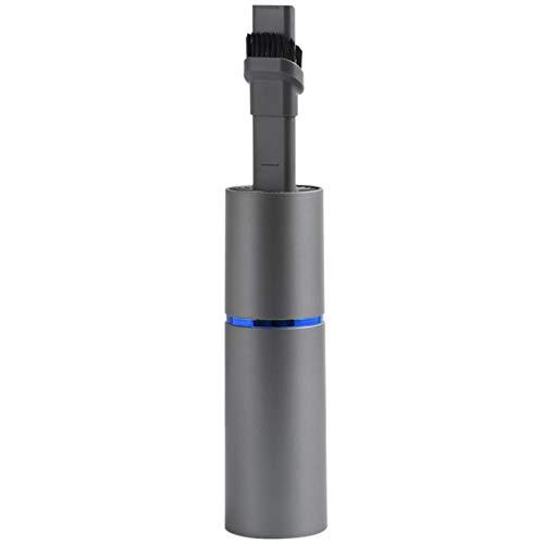 WWDKF Mini Aspiradora De Coche, Portátil Inalámbrico, Gran Potencia De Succión, Adecuada para La Oficina En El Hogar Y La Limpieza De Automóviles
