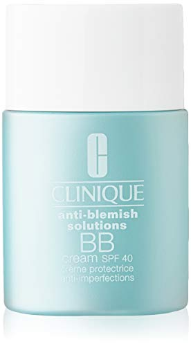Clinique Anti-Blemish Solutions Bb Cream Spf 40 30ml/1Ounce - Light Medium, 1 Ounce
