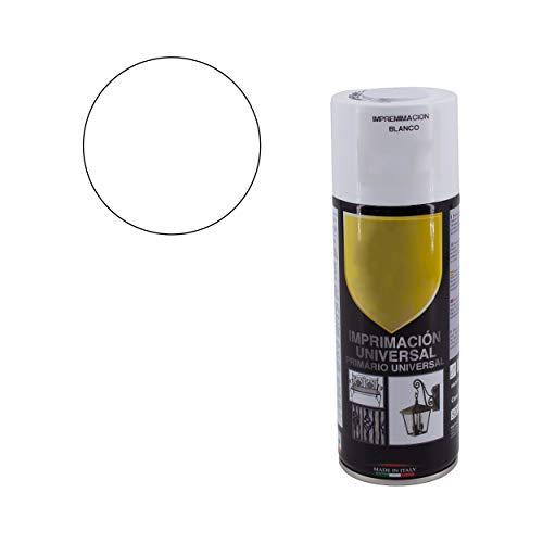 Pintura Spray Imprimación Blanco 400 Ml