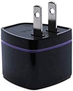 全世界対応マルチ変換プラグA型(海外電化製品を日本で利用) A,BF, C, B3, O,B, コンセント変換アダプター 電源形状変換プラグ 世界の家電を日本で使える, 世界のコンセントを日本仕様に変換(1個)