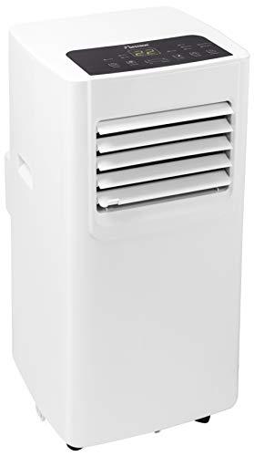 Bestron mobile 3-in-1 Klimaanlage, Klimagerät für bis zu 24m², 2,1kW mit ökologischem Kühlmittel, weiß