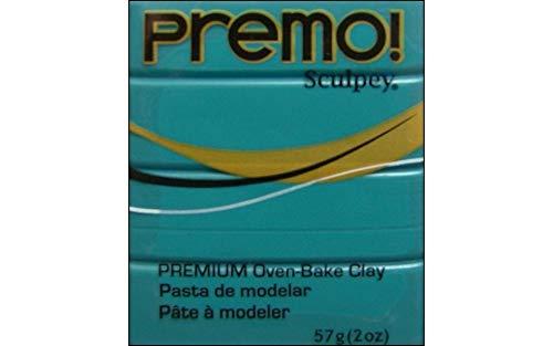 'Premo. Modelliermasse Premo 57g türkis