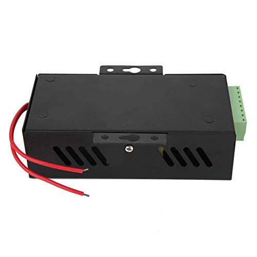 ZCZZ Control de fuente de alimentación con protección contra cortocircuitos para acceso a la puerta. Sistema de seguridad de bajo consumo