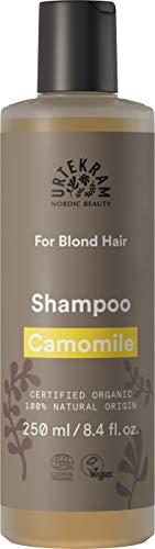 URTEKRAM Blonde Hair Camomile Shampoo, 250 ML