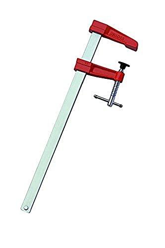 Bellota 51201-30 - Sargento de marquetería, mango de hierro en cruz