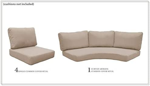 TK Classics Cover Set Wheat Max 62% OFF 67% OFF of fixed price for FAIRMONT-06n