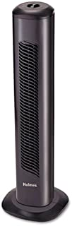 HLSHT26U - Holmes Oscillating Tower Fan, Three-Speed, Black