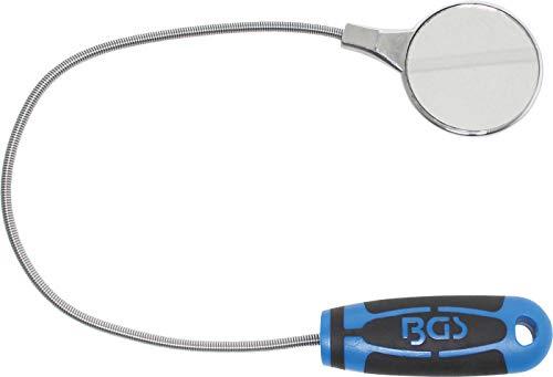 BGS 3081 | Inspektionsspiegel | Ø 55 mm | flexibel | Länge 475 mm