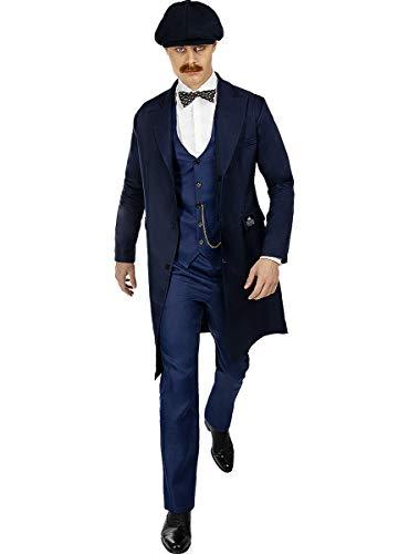 Funidelia | Arthur Shelby Kostüm - Peaky Blinders für Herren Größe M ▶ 20er Jahre, Film und Serien, Gangster - Bunt