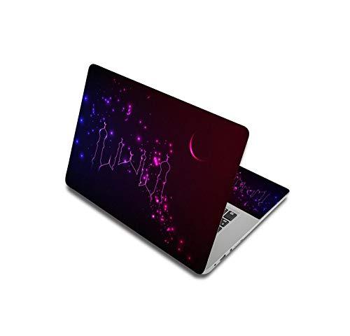 Peach-girl - Adhesivo decorativo para ordenador portátil, 15,6 pulgadas, A17 para Mac/Xiaomi Air 13.3 / Lenovo Laptop Skin 2