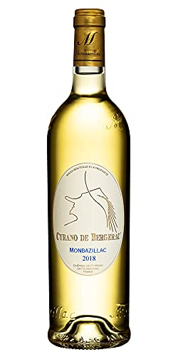 Cyrano de Bergerac® Monbazillac AOC 2018 süßer Weißwein (1 x 0,75 l)