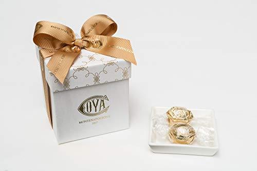 COVA MONTENAPOLEONE 1817(コヴァ モンテナポレオーネ) ミニキューブボックス ホワイト チョコレート 母の日 父の日 贈答用 お礼 ギフト お菓子 高級 手提げ付き 200g
