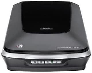 Epson Perfection V500 Flatbed Scanner - 6400 Dpi Optical - 48-Bit Color - 16-Bit Grayscale - Usb