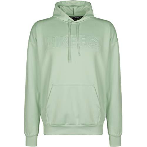 Nike M Nk FC Hoodie Sweatshirt, Herren M Pistachio Frost/White