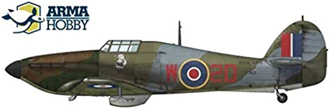 Arma Hobby Hurricane Mk I Navy Colours in 1:72