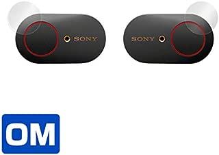 ミヤビックス 4枚入 傷修復ボタン保護フィルム SONY ワイヤレスノイズキャンセリングステレオヘッドセット WF-1000XM3 用 日本製 指紋が目立たない OverLay Magic OMWF1000XM3/4/12