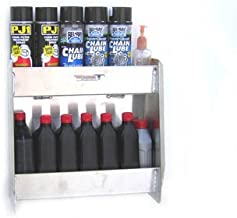 Pit Posse Junior Variety Shelf Storage Cabinet-SLV