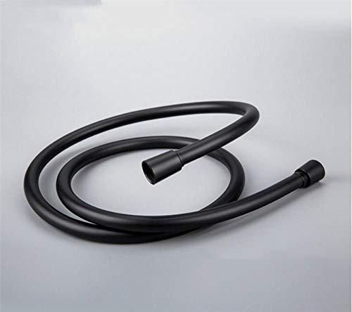 Flexibler PVC-Hochdruck-Duschschlauch, glatt, explosionsgeschützt, Duschschlauch für Handbrause, 1,2 m
