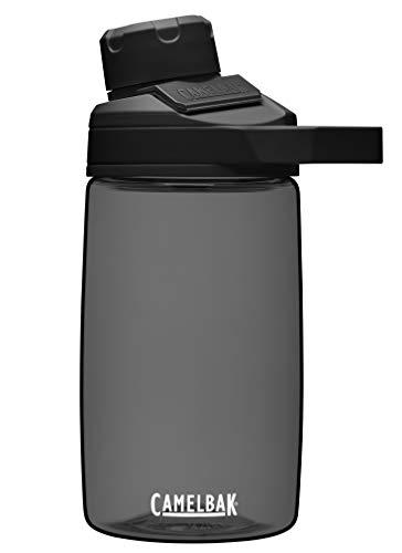 CamelBak Chute Mag Water Bottle 12 oz, Charcoal
