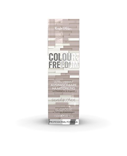 Colour-Freedom Ultra-Vibrant Silver Blonde XL 150 ml auswaschbare Haartönung