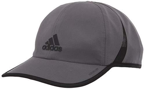 Adidas Superlite Casquette réglable pour homme Gris Six/noir Taille unique