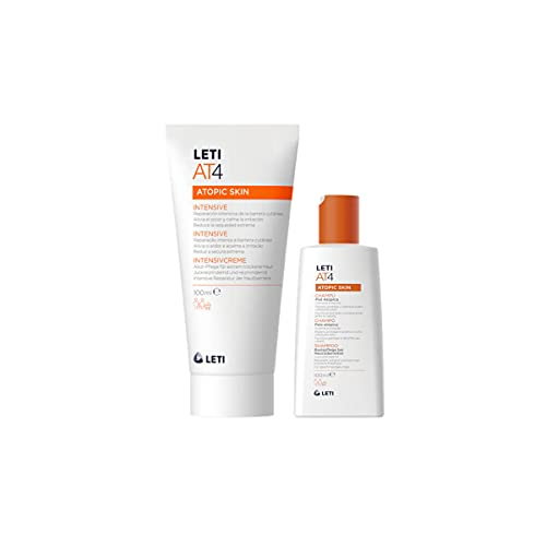 Leti Pack Intensive Cream 100ml + Chopo 100ml