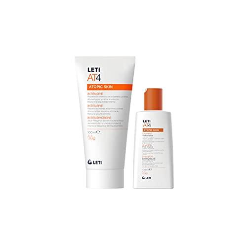 Leti Pack Intensive Cream 100ml + Chopo 100ml