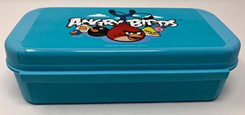 Tupperware to Go Lunchbox 980 ml 980ml XL Bellevue Naschkätzchen Hellblau blau türkis Pause Schule