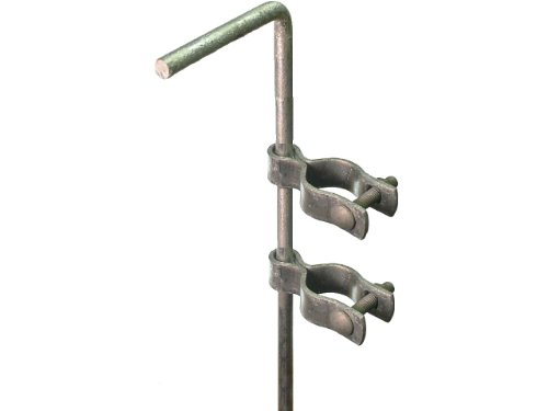 Chain link Fence Gate Drop Pin Cane Bolt by Fence-products