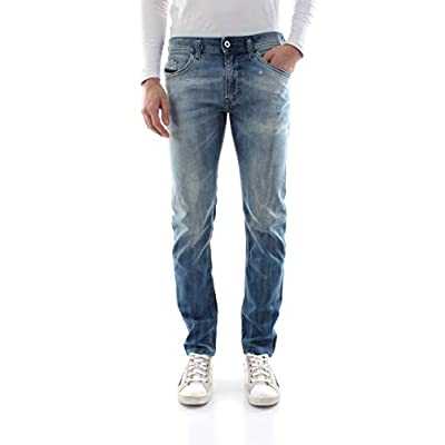 Diesel Men's Slim Fit Skinny Stretch Denim Jeans