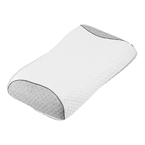 Almohada para el cuello, almohada de espuma viscoelástica lavable para cumpleaños para Navidad(YR1005)