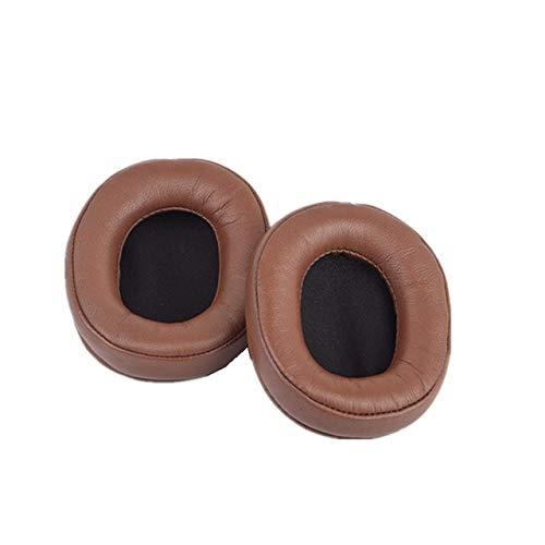 Orejeras de piel de cordero para Audio-Technica ATH-MSR7 M50
